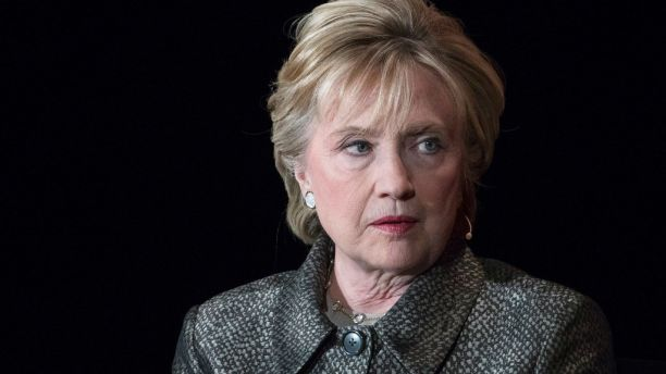 In this April 6, 2017, photo, former Secretary of State Hillary Clinton speaks during the Women in the World Summit at Lincoln Center in New York. Attorney General Jeff Sessions is leaving open the possibility that a special counsel could be appointed to look into Clinton Foundation dealings and an Obama-era uranium deal, the Justice Department said Monday, Nov. 13. (AP Photo/Mary Altaffer)