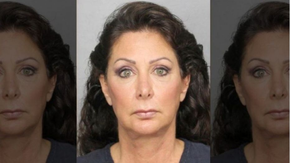 Joy Cooper, mayor of Hallandale Beach, was removed from office on Friday after her arrest.