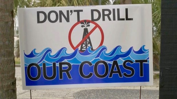 Don't Drill Our Coast