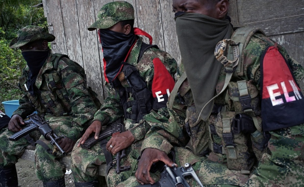 COLOMBIA-REBELS/ELN