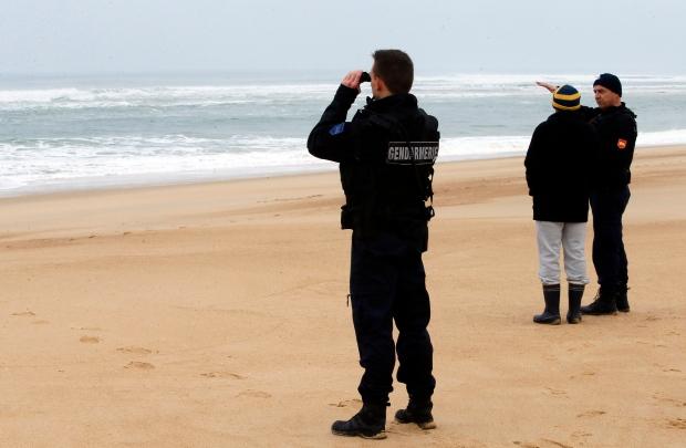 France gendarme Quiksilver