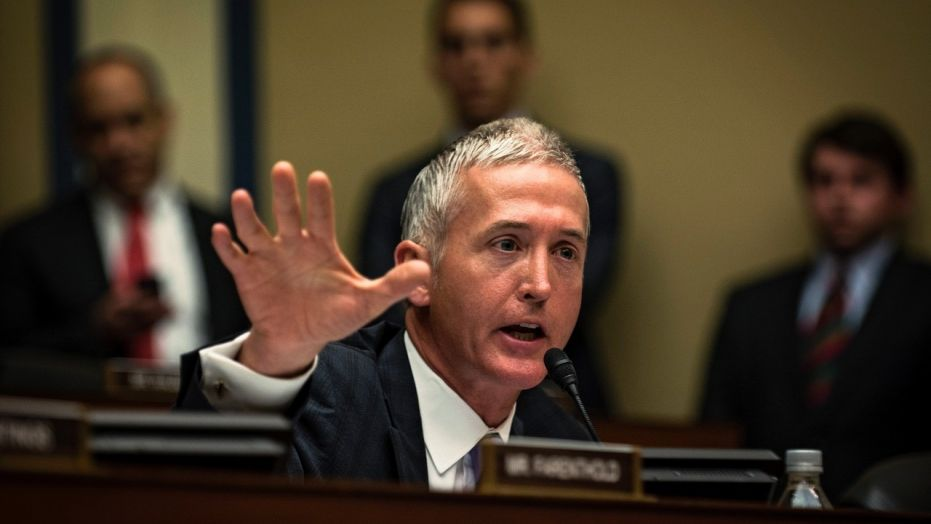 Rep. Trey Gowdy, R-S.C., announced on Jan. 31 that he will not seek re-election.