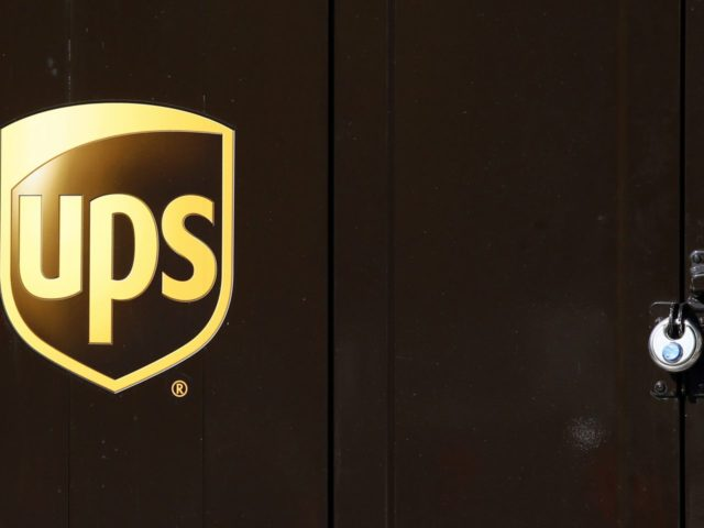 UPS truck (Francois Mori / Associated Press)