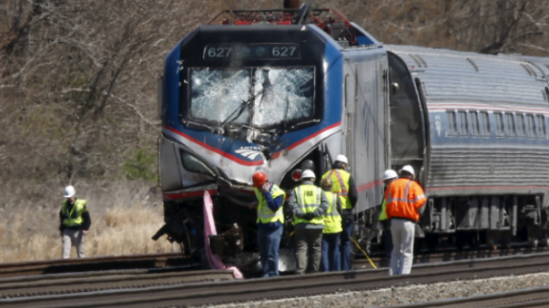 amtrak chester crash reuters