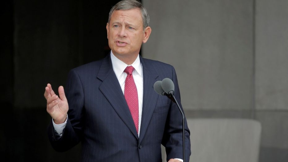 Supreme Court Chief Justice John Roberts has ordered a