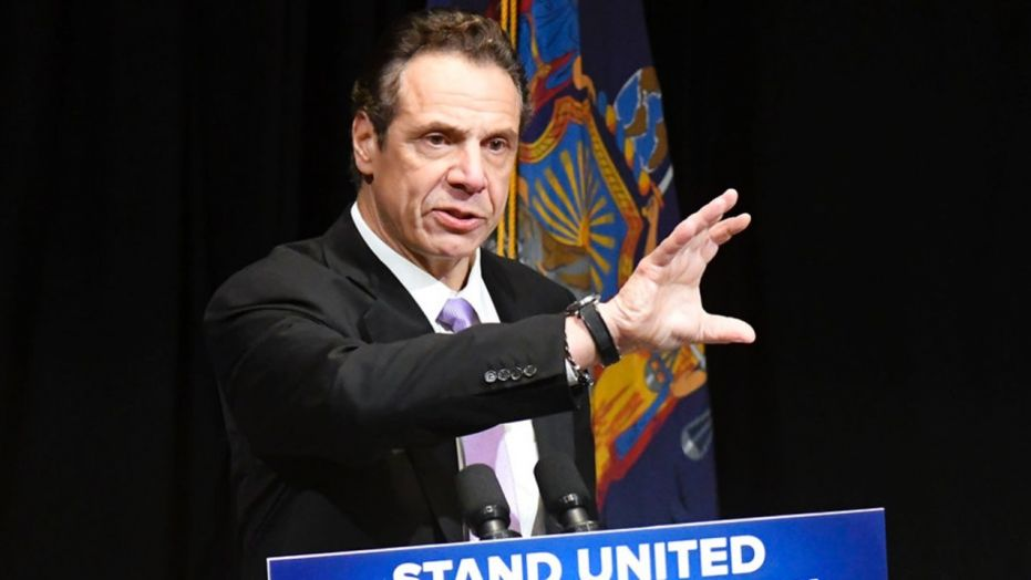 Gov. Andrew Cuomo wants to sue the government over the tax law.