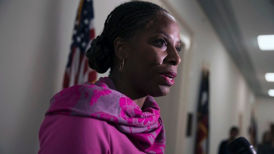 Stacey Plaskett was elected as the U.S. Virgin Islands delegate to Congress in 2014.
