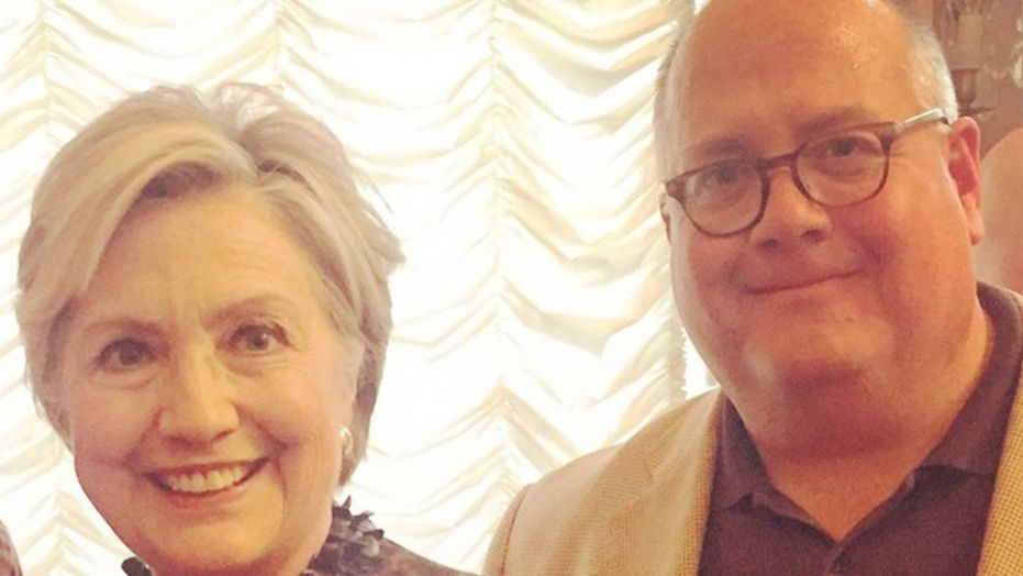 Hillary Clinton reportedly helped protect adviser Burns Strider during the '08 campaign.