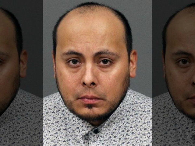 Police say Alfonso Alarcon-Nunez is accused of raping four women and say there may be more victims. (County of San Luis Obispo via AP)