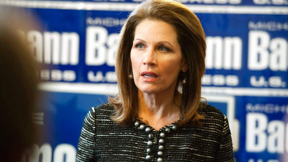 Former Minnesota congresswoman Michelle Bachmann said Tuesday that she's mulling the possibility of running for Al Franken's Senate seat.