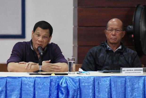 Duterte-Lorenzana
