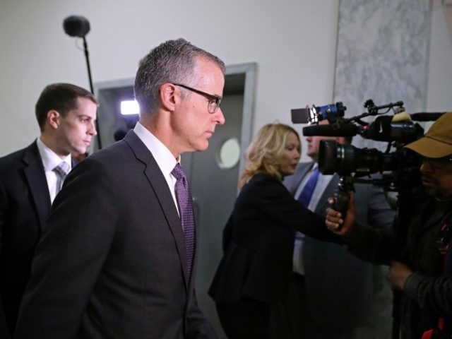 FBI Deputy Director Andrew McCabe has faced intense pressure from US President Donald Trump, who once again took aim at him amid reports he plans to retire