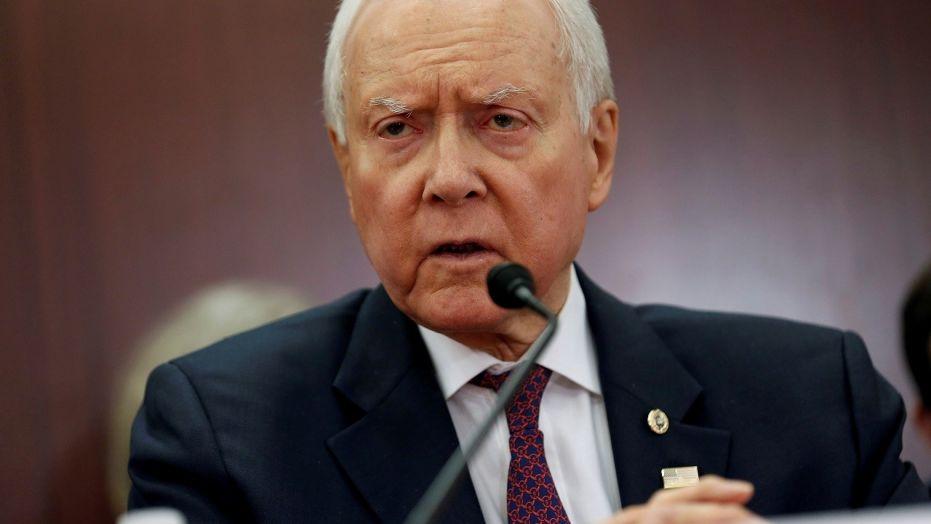 Orrin Hatch, the longest-serving Senate Republican, announced he would not seek re-election on Jan. 2.