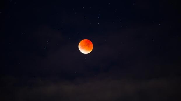 super blue blood moon lunar eclipse vancouver