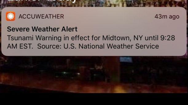 Accu Alert