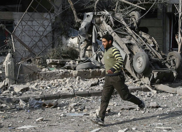 MIDEAST-CRISIS/SYRIA-GHOUTA
