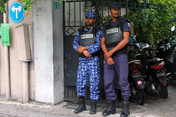 MALDIVES-POLITICS/