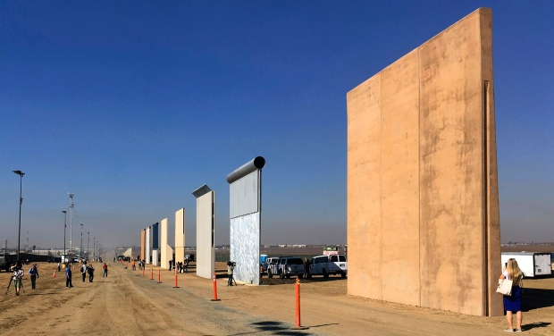 Border Wall Lawsuit