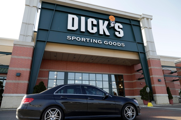 Dicks Rifle Sales
