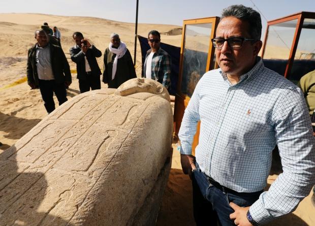 EGYPT-ARCHAEOLOGY/