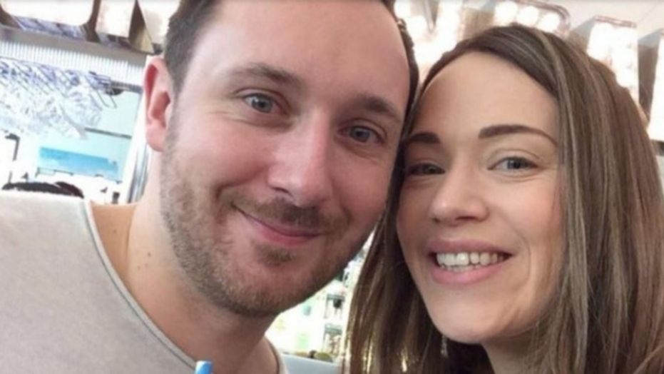 Ellie Udall, right, died Sunday after failing to wake up after a helicopter crash in the Grand Canyon earlier this month, Her husband, Jonathan, died on Thursday.