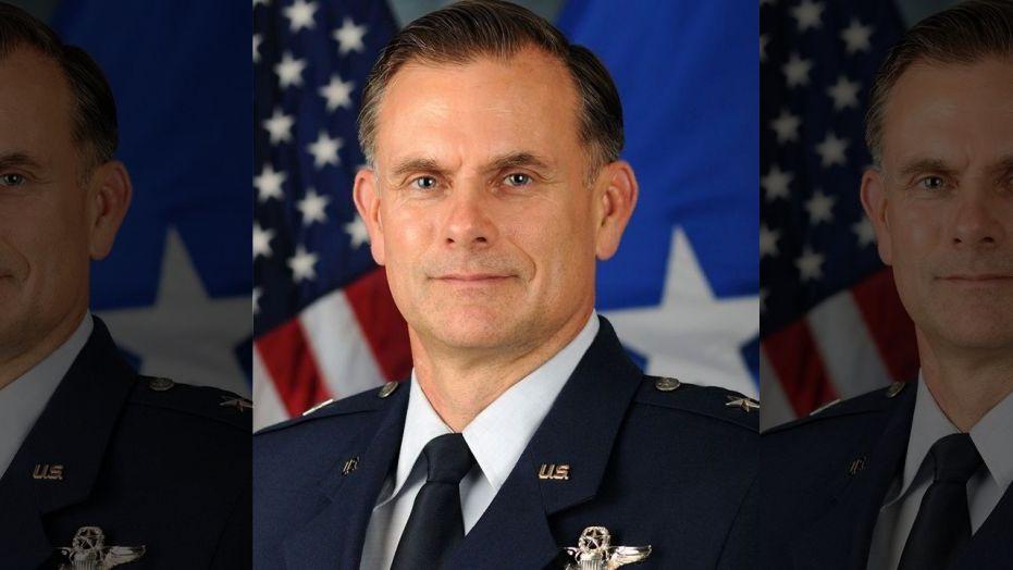 Air Force Brig. Gen. Robert Spalding.