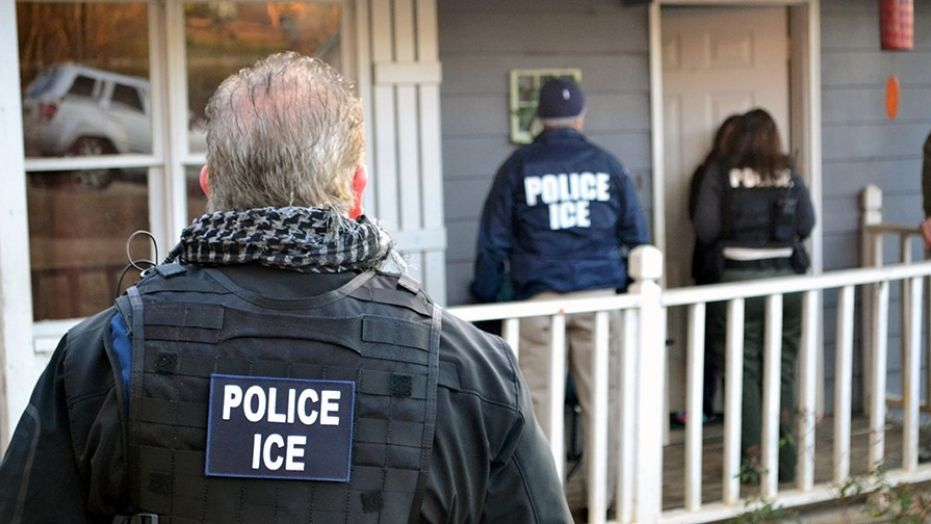 A top attorney for U.S. Immigration and Customs Enforcement in Seattle has been charged with stealing immigrants' identities.