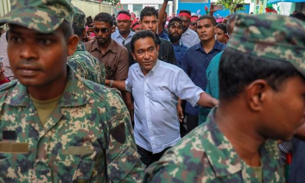 Maldives Prisoners