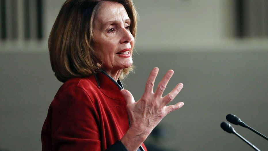 House Democratic Leader Nancy Pelosi faulted GOP