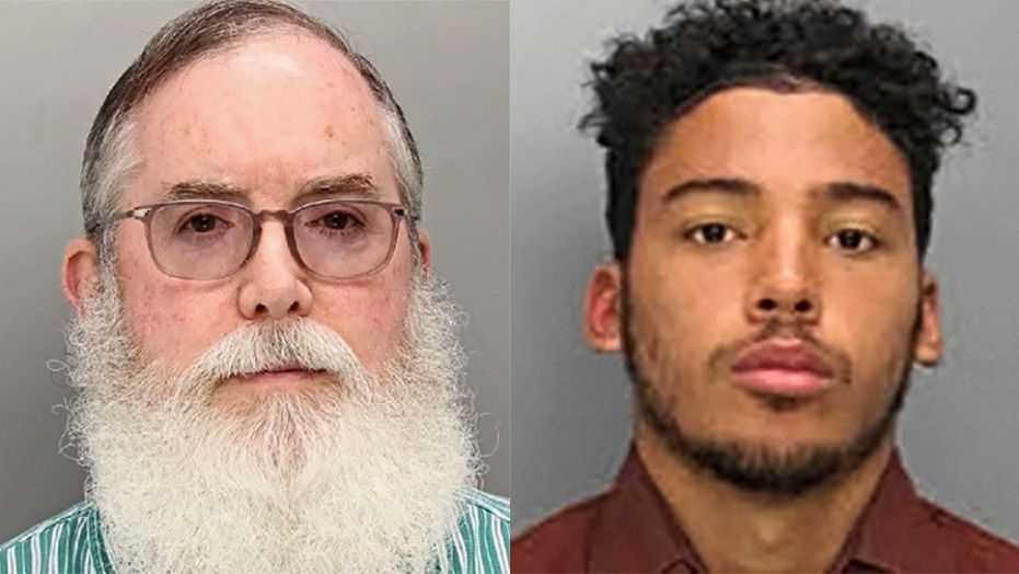The Pennsylvania Department of Corrections said Monday that Sgt. Mark Baserman (left) died from injuries sustained when he was attacked on Feb. 15 by inmate Paul Jawon Kendrick (right).