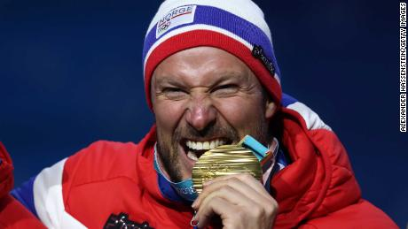 Aksel Lund Svindal made his Olympic debut in Turin in 2006.