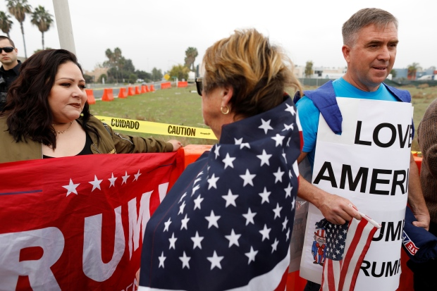 USA-TRUMP/CALIFORNIA