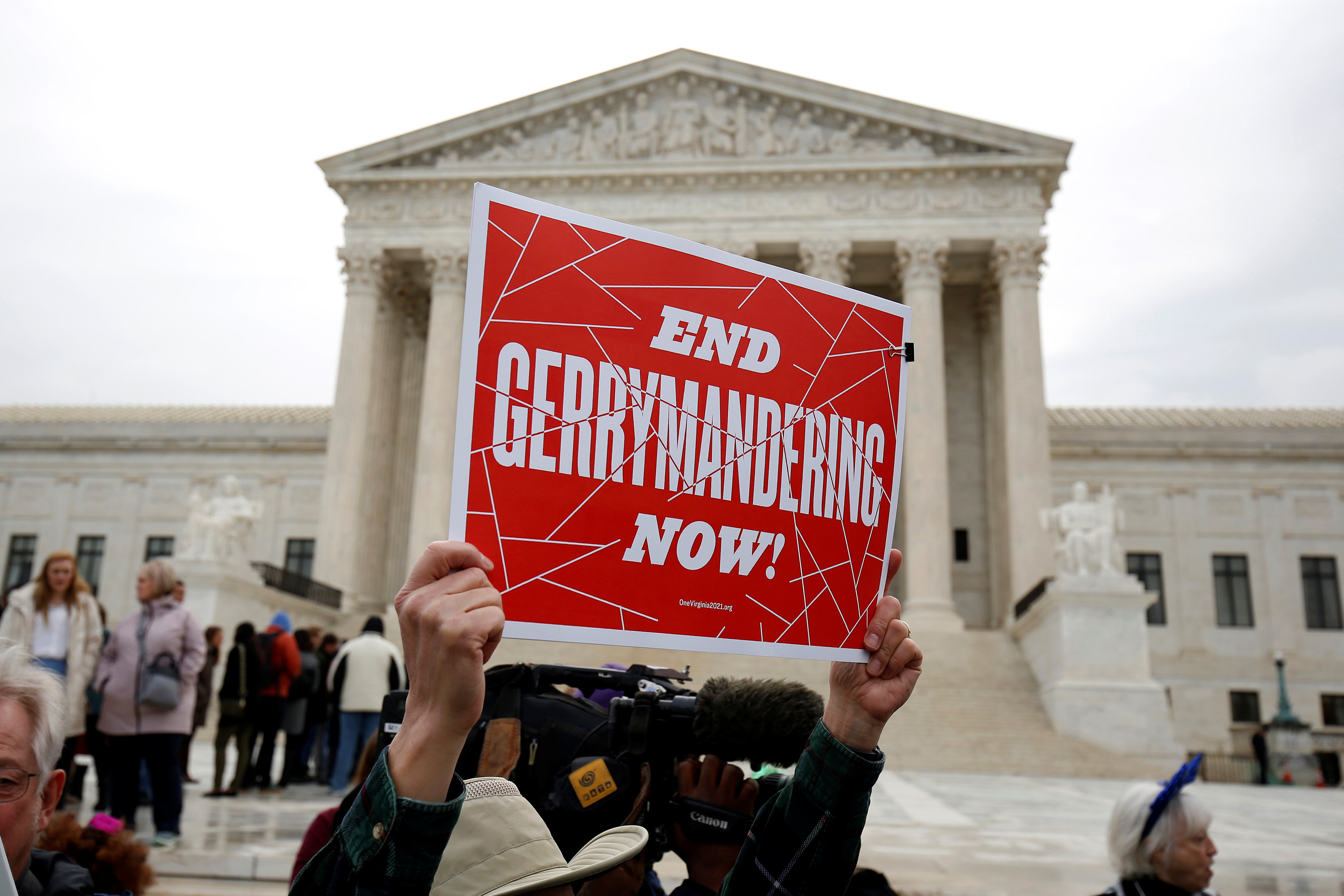 Supreme Court wrestle with challenge to Maryland electoral map GLA