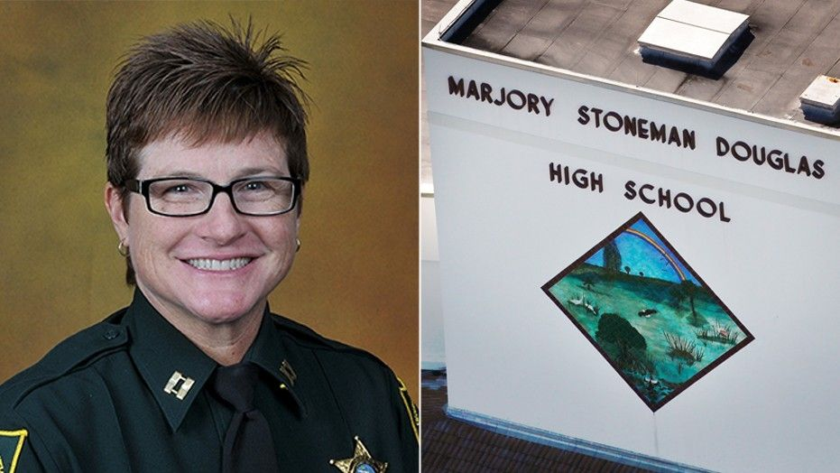 """Multiple sources told Fox News that Captain Jan Jordan directed responding deputies and units to """"stage"""" or form a """"perimeter"""" outside Stoneman Douglas High School, instead of rushing immediately into the building."""