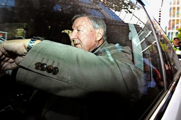 AUSTRALIA CRIME GEORGE PELL