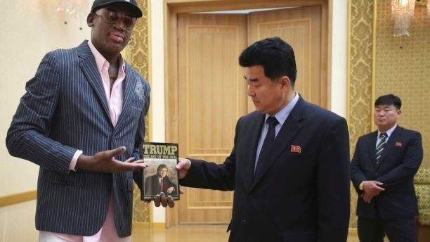 rodman art of the deal