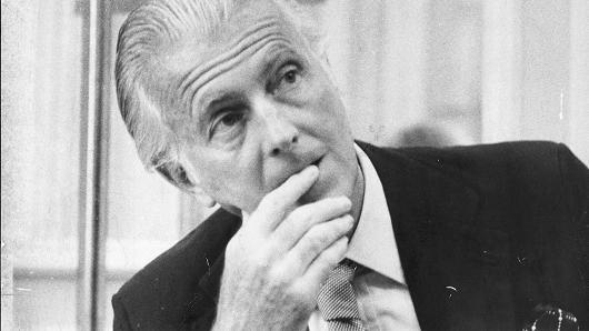 Hubert de Givenchy. September 13, 1979.