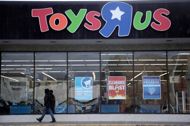 Toys R Us-Liquidation