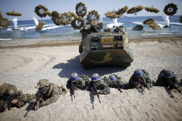 SOUTHKOREA-USA/EXERCISE