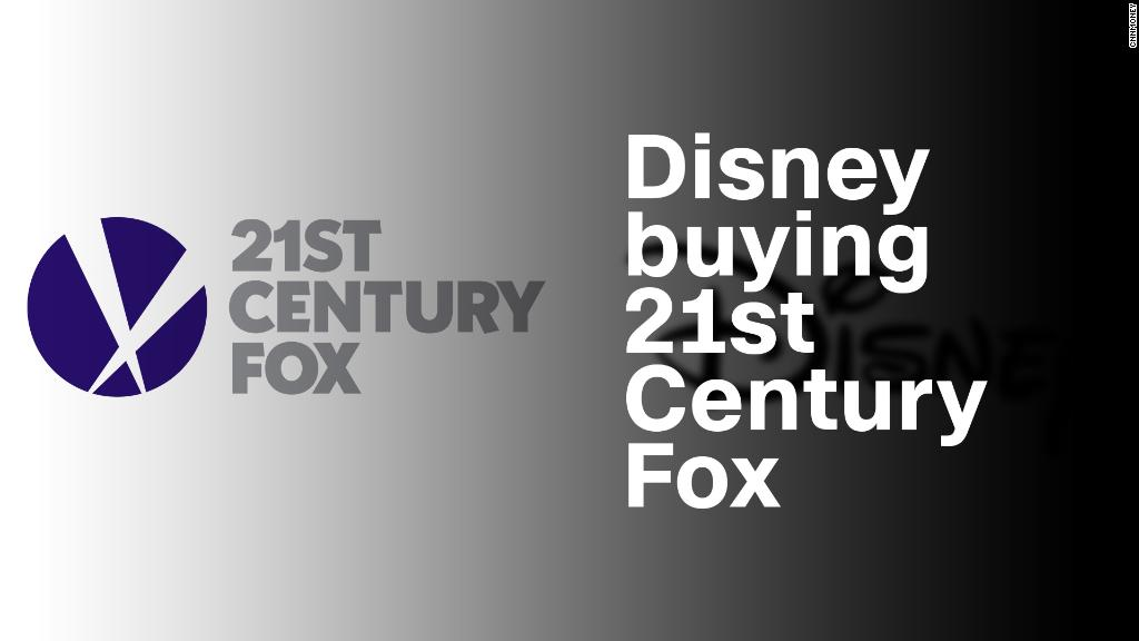 Disney is buying most of 21st Century Fox for $52 4 billion
